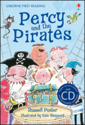 Percy and the pirates. Con CD Audio