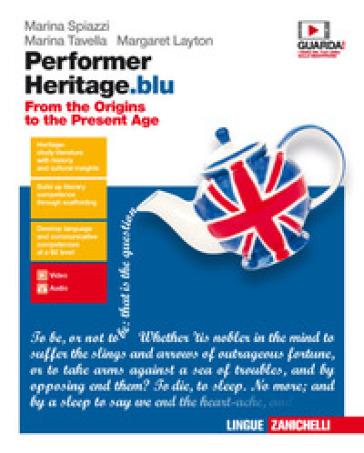 Performer heritage. blu. From the origins to the present age. Per le Scuole superiori. Con Contenuto digitale (fornito elettronicamente) - Marina Spiazzi   Rochesterscifianimecon.com