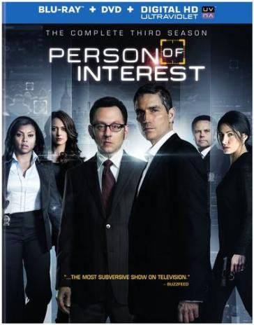 Person of interest:complete third sea