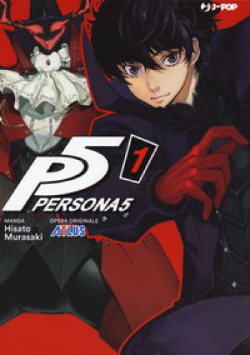 Persona 5. 1. - Hisato Murasaki |