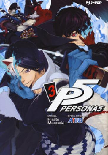 Persona 5. 3. - Hisato Murasaki   Thecosgala.com