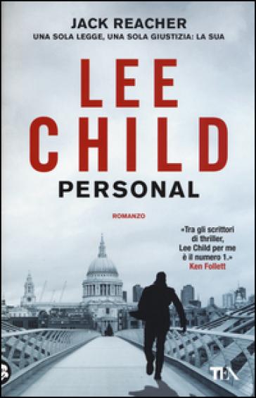 Personal - Lee Child pdf epub