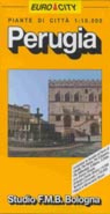 Perugia 1:10.000 -  pdf epub