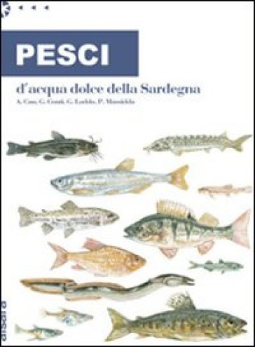 Pesci d 39 acqua dolce della sardegna paolo massidda for Pesci acqua dolce online