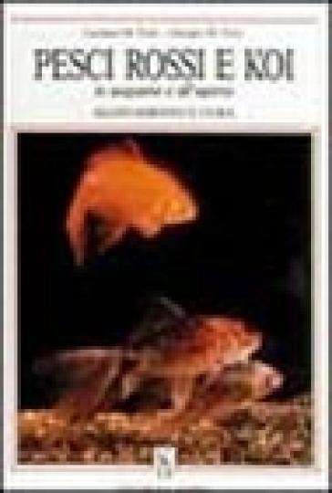 Pesci rossi e koi in acquario e all 39 aperto allevamento e for Pesci rossi acquario