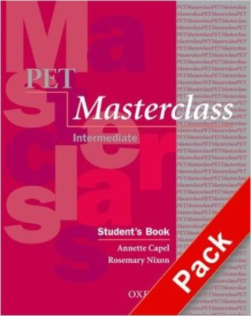 Pet masterclass. Student's book-Workbook-Intro. Without key. Per le Scuole superiori. Con Multi-ROM. Con espansione online
