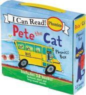 Pete the Cat Phonics Box