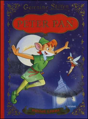 Peter Pan. Con App per tablet e smartphone. Ediz. illustrata
