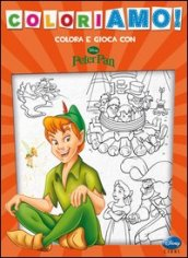 Peter Pan. Coloriamo!