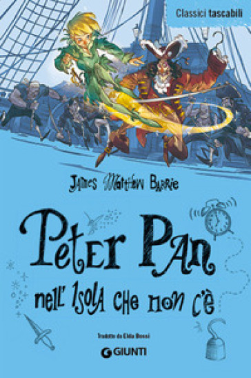 Peter Pan nell'isola che non c'è - James Matthew Barrie |