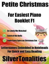 Petite Christmas for Easiest Piano Booklet F1