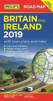 Philip s Britain and Ireland Road Map
