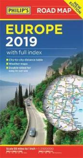 Philip s Europe Road Map