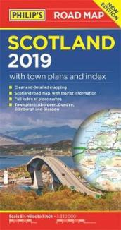 Philip s Scotland Road Map