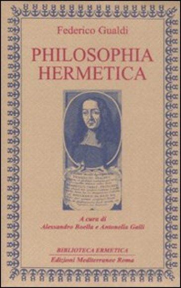 Philosophia Hermetica - Federico Gualdi |