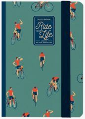 Photo Notebook Large - Bike Lover - pagine a righe