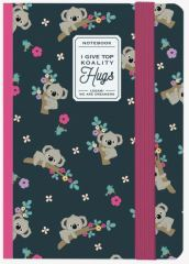 Photo Notebook Small - Koality Hugs - pagine a righe