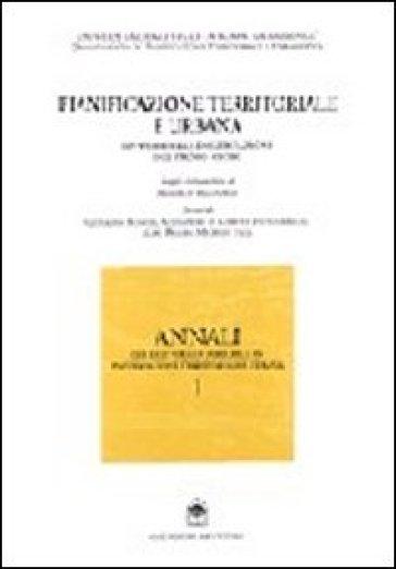 Pianificazione territoriale e urbana - Federico Malusardi  