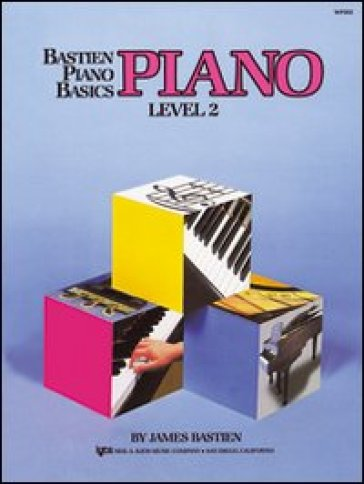 Piano. 2º livello - James Bastien |