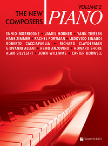 Piano. The new composers. 2.