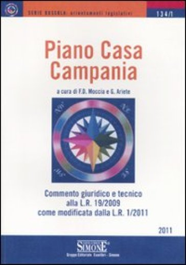 Piano casa campania libro mondadori store - Piano casa campania ...