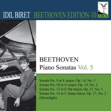 Piano sonatas vol.5