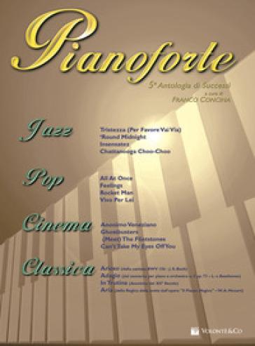 Pianoforte. 5. - F. Concina |