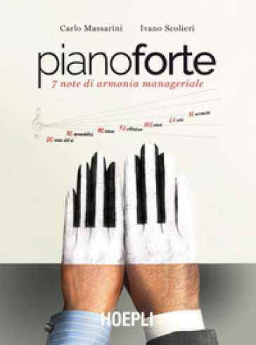 Pianoforte. 7 note di armonia manageriale. Ediz. plastificata - Carlo Massarini pdf epub