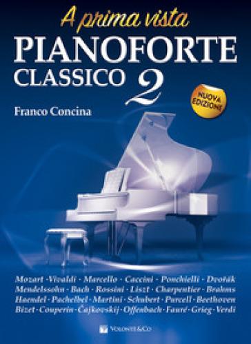 Pianoforte classico a prima vista. 2. - Franco Concina   Rochesterscifianimecon.com