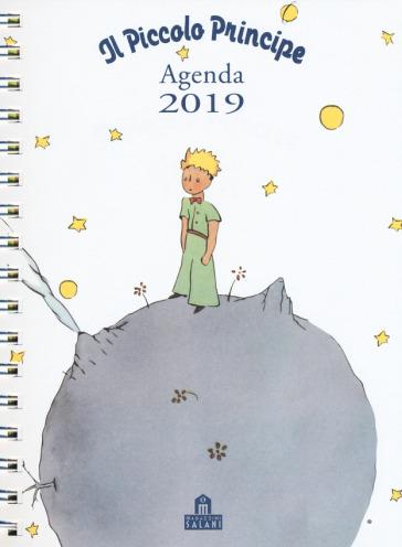 Il piccolo principe agenda 2019 idee regalo for Regalo libri gratis