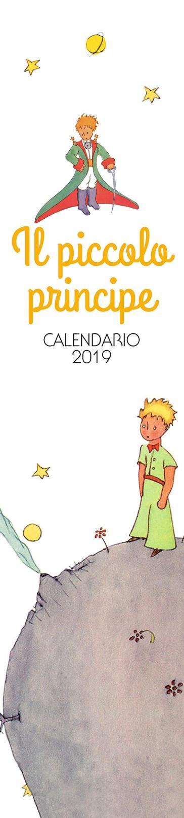 Il piccolo principe calendario mini 2019 idee for Regalo libri gratis