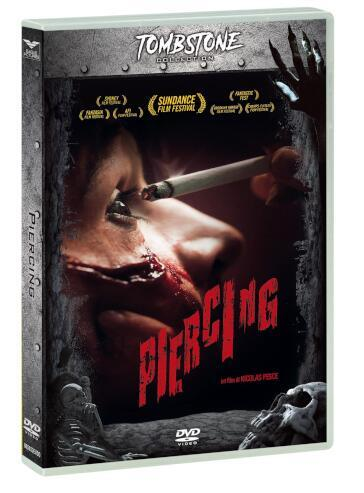 Piercing (DVD)(+card tarocco)