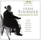Pierre fournier - masterpieces for cello