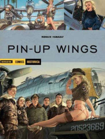Pin-up wings - Romain Hugault   Rochesterscifianimecon.com