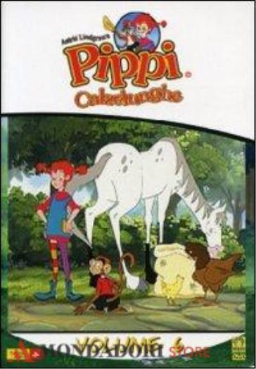 Pippi calzelunghe volume 06 dvd cartone mondadori store