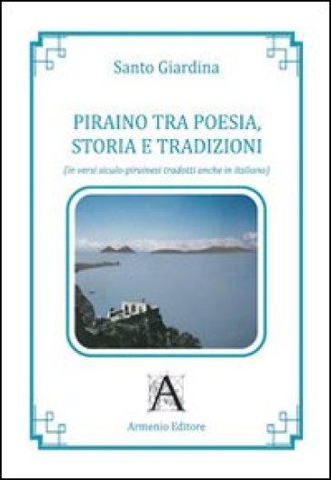 Piraino tra poesia storia e tradizioni - Santo Giardina | Kritjur.org