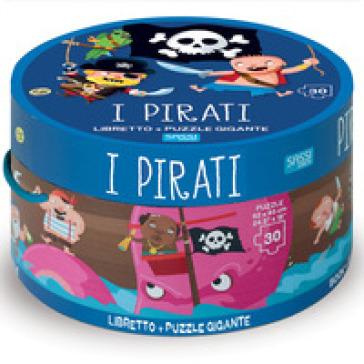 Pirati. Ediz. a colori. Con puzzle - Matteo Gaule | Ericsfund.org