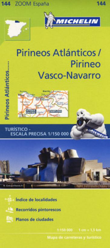 Pirineos Atlanticos-Pirineo Vasco-Navarro 1:150.000
