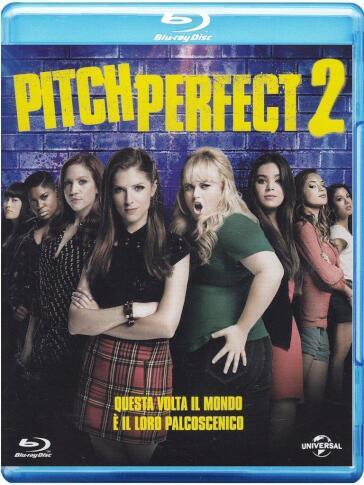 Pitch Perfect 2 (Ex-Rental)(1Blu-Ray)