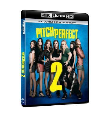 Pitch perfect 2 (2 Blu-Ray)(4K UltraHD+BRD)