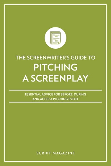 Pitching a Screenplay