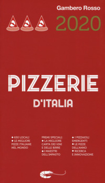 Pizzerie d'Italia del Gambero Rosso 2020