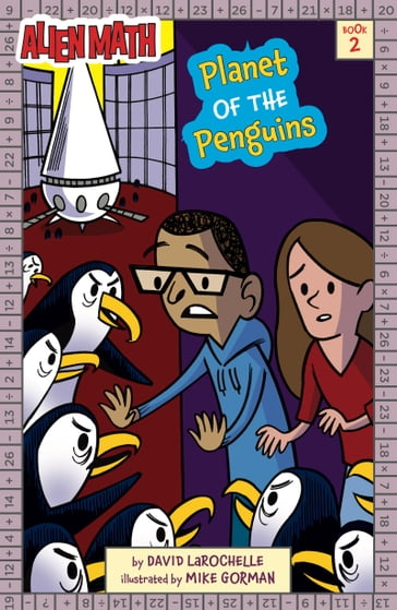 Planet of the Penguins (Alien Math Book 2)