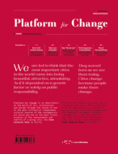 Platform for change. A farm cultural park guide. Ediz. italiana e inglese