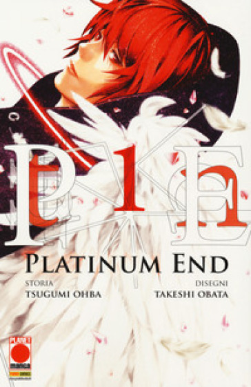 Platinum end. 1.