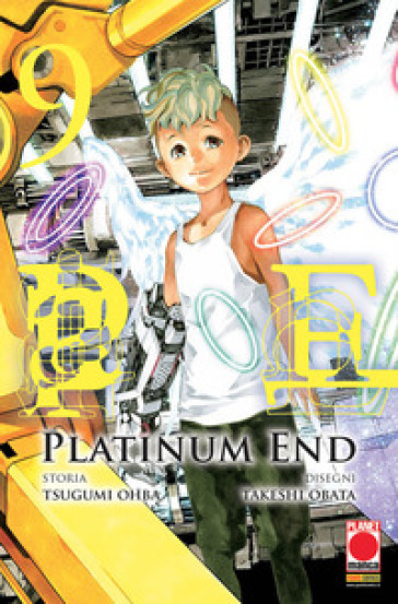 Platinum end. 9. - Tsugumi Ohba |
