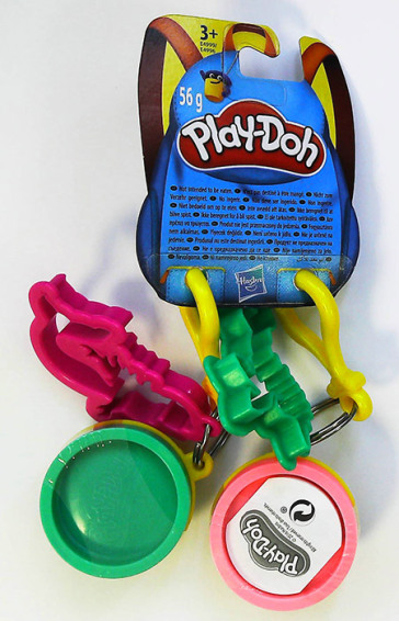 Playdoh Clip Ons Ast