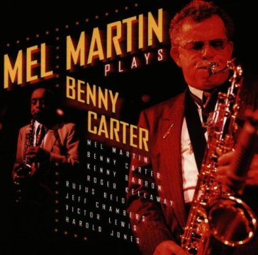 Plays benny carter