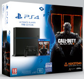 Playstation 4 1TB + COD Black Ops III