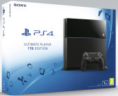 Playstation 4 1TB Ultimate Player Ed.
